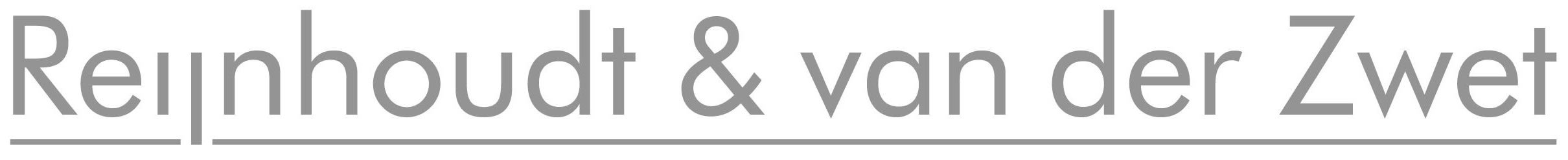 Logo - Reijnhoudt van der Zwet