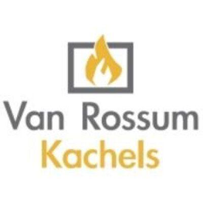 Logo - Van Rossum Kachels